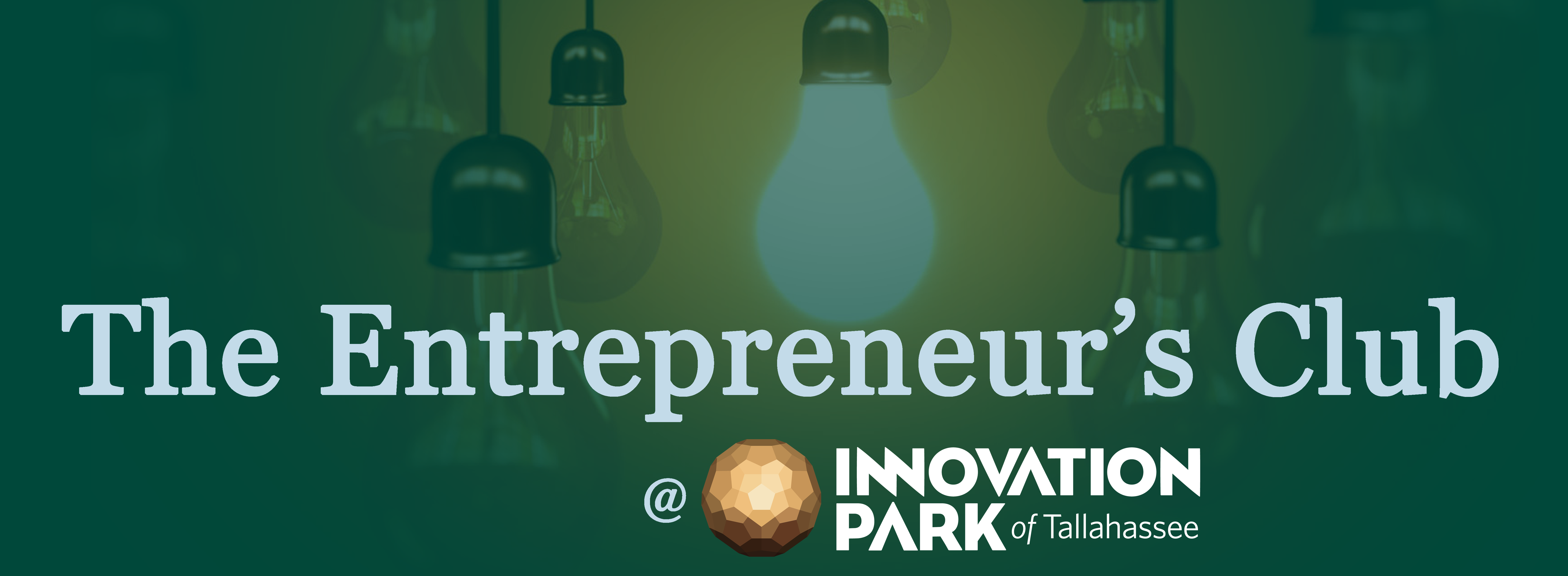 The Entrepreneur's Club at Innovation Park in Tallahassee provides an opportunity for entrepreneurs to engage, connect and collaborate with others.
