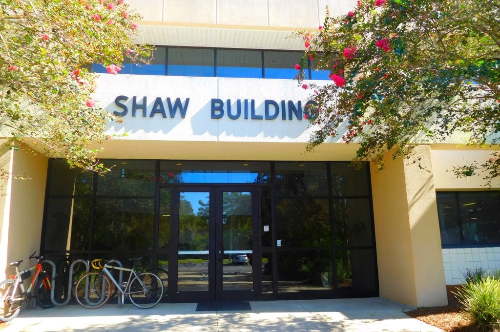 Shaw Building at Innovation Park