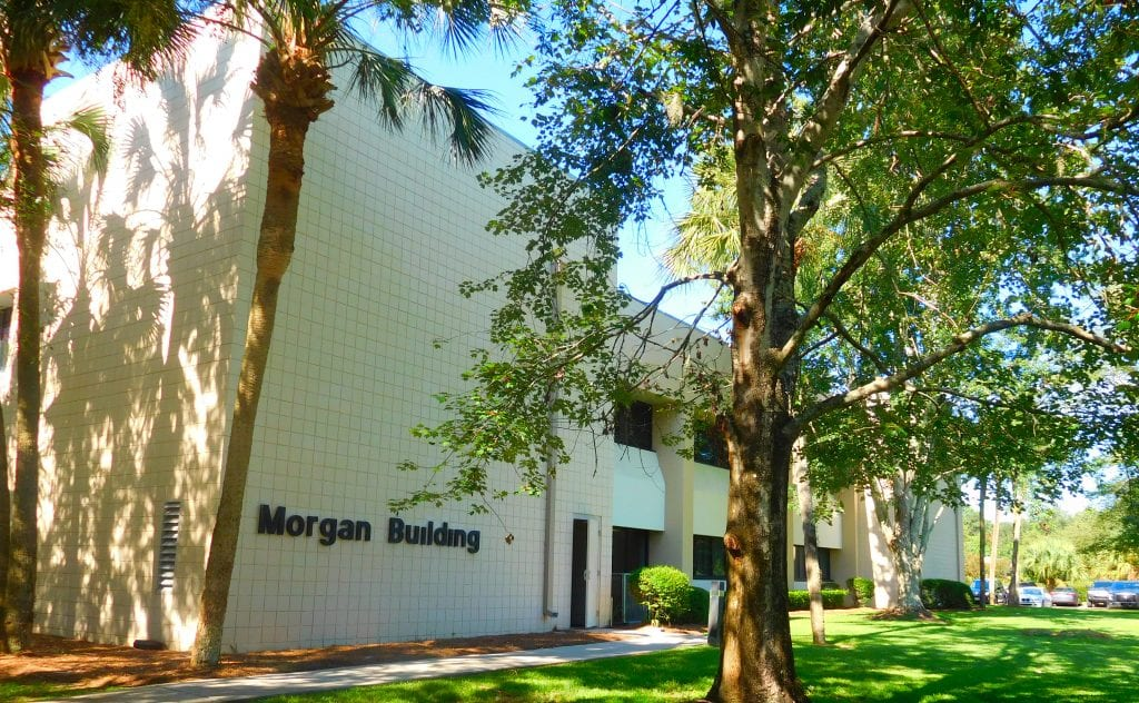 Morgan Building in Innovation Park