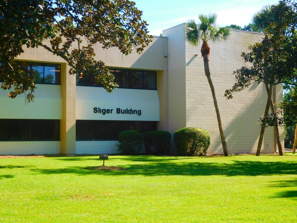 Sliger Building in Innovation Park