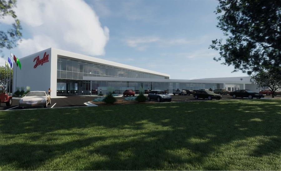 Danfoss Turbocor Compressors Inc. New Administrative Building