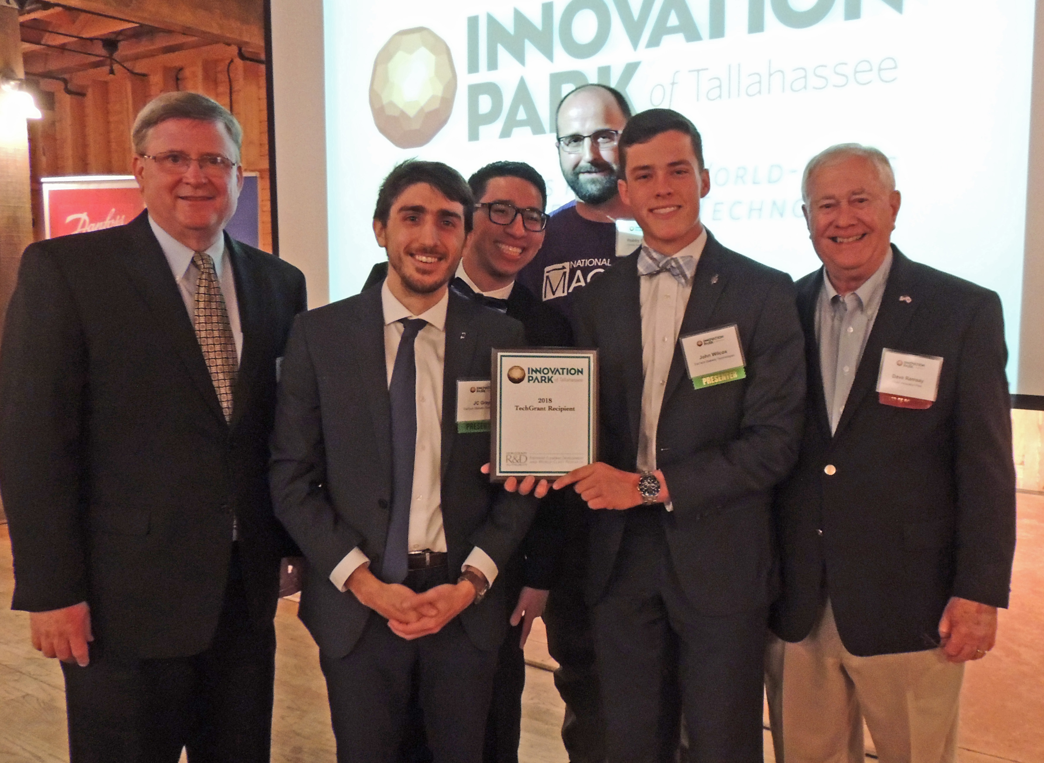 Diatech Diabetic Technologies Inc. was the winner of the 2018 Innovation Park TechGrant