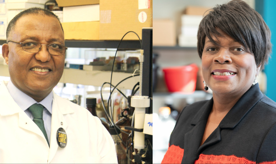FAMU Scientists Dr. Ken Redda and Dr. Renee Reams win grant to help bridge the gap of latino and blacks with cancer