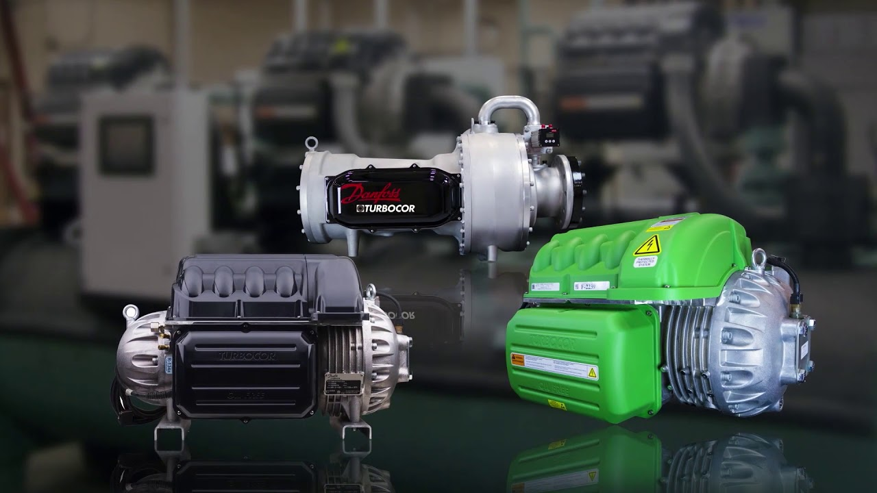 Danfoss Turbocor Technology is a green solution