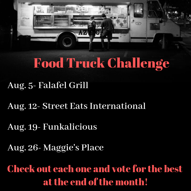 Innovation Park Food Truck Challenge