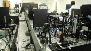 Center for Plasma Science and Technology at FAMU