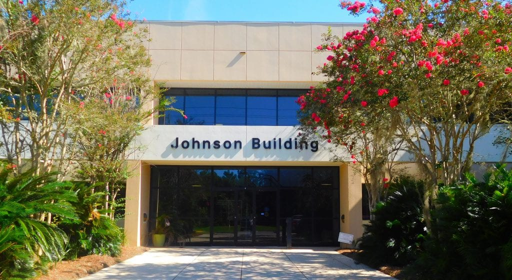 The Johnson Building in Innovation Park