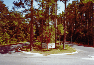 First entrance of Innovation Park of Tallahassee