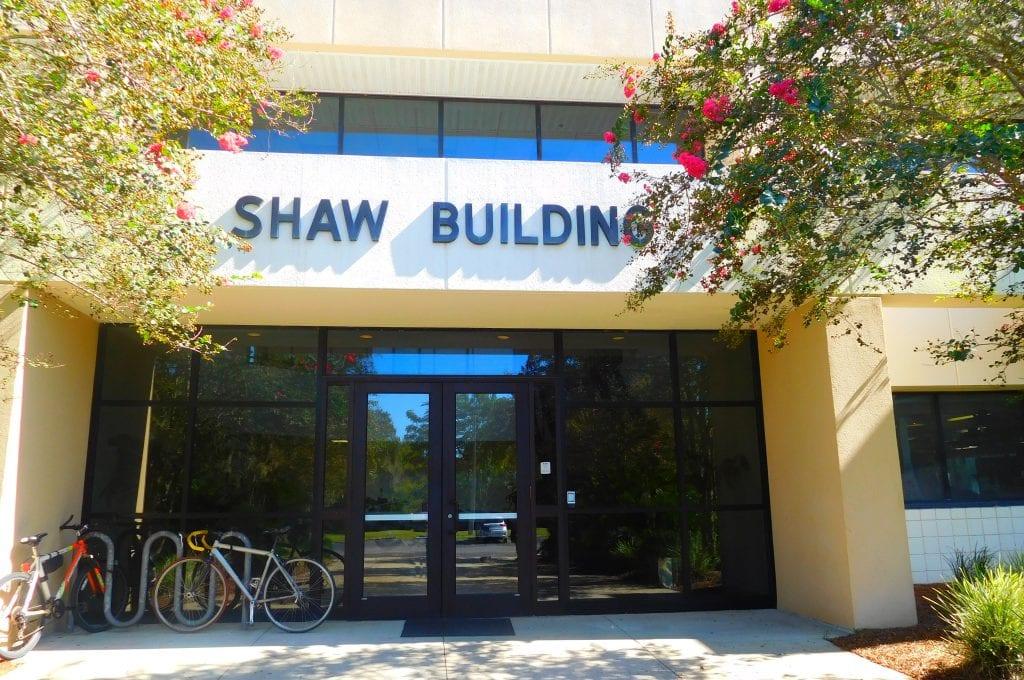 Shaw Building at Innovation Park