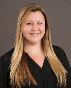 Stephanie Shoulet with NAI Talcor is the Innovation Park of Tallahassee Property Manager
